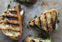 . Salades & Lunch-Box / Salades, sandwiches et plats rapides à préparer et facilement transportables