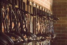 Equestrian Arena's & Tack rooms
