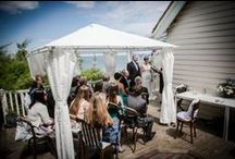 Beacon House, Whitstable / Beacon House is an exceptional boutique wedding venue right on the beach in Whitstable, North Kent.