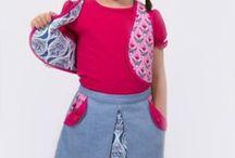 Nähen Kinderkleidung