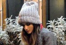 Let it snow / hats