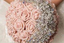 Bruidsboeket / Huwelijk