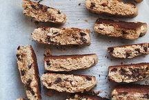 . Collations / Pour des goûters plus ou moins santé : cookies, bouchées, biscuits, barres ou snacks-minute