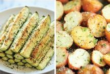 Side Dishes & Appetizers / Great recipes and food ideas to go along with any meal