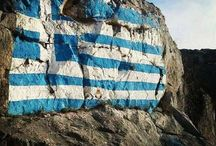 Greek flag / Greece