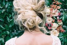 Hairstyles / This board is based on different updo's or hair downs !