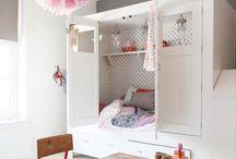 Interieur - Kinderkamer