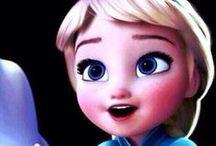 Disney, pixar y otras animaciones