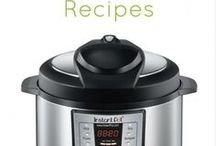 Crockpot and Instapost recipes / Save time cooking with your Crockpot and Instapot.  Easy Crockpot recipes and slow cooker recipes, Instapot recipes