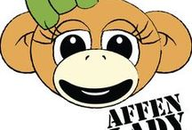 AffenLady, Monkey & Co. / #education, #learn, #apps, #iOS, #Android, #school, #math, #languages, #fun