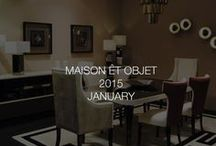 MAISON & OBJET 2015 | JANUARY / Stylish Club brand at Maison & Objet 23rd -27th January 2015 in Paris, presented the first collection, Sublime, with tremendous acceptance of the critics and public.