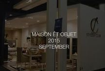 MAISON & OBJET 2015 | September / On September 2015 Stylish Club attended Maison et Objet Paris exhibition. Stylish Club presented the renewed Sublime Collection.