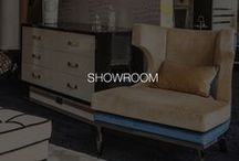 Showroom | Stylish Club / Take a look at our showroom. A good showroom interior makes the difference. This is not only where we receive our customers, but it is also an exhibition space: a place where our products are presented to show their full concept and style.
