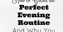 Routines for Moms / How to create a routine that works | daily routines | routines for moms | routines for families | morning routines | evening routines | #routines, #morningroutines, #eveningroutines, #momroutines, #timesavingroutines, #dailyroutines