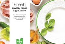 Our Recipe Booklets