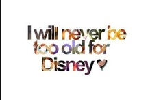 I will never be too old for disney :)