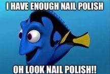 Nail polish addicts