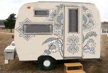 Vintage Camper / by Paulette B Lowe