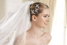 La Sposa 2014 GLAMOUR / Vestidos para novias con mucho glamour que les apasiona la simetría de las formas, las lineas, la sofisticación y fundamentalmente que el vestido realce la figura femenina.