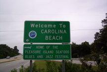 Carolina Beach / Photos taken around Carolina Beaach.
