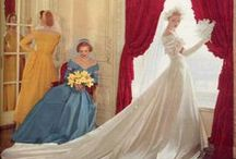 Vintage Wedding Dresses / by Sarah Miles