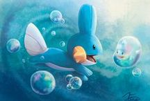 Pokemon / by Kimberly Moore