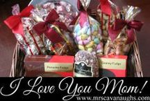 Mother's Day Ideas / Some ideas of things you can get for the mom's in your life from Mrs. Cavanaugh's / by Mrs. Cavanaugh's Chocolates & Ice Cream