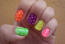 Nails / Cute ideas I'll never actually do.