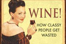 Wine / Liquid Grapes.