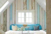 Seaside Cottage / Inspiration for cottage interior