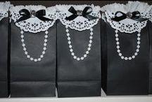 Christmas - Wrapping/Packaging Ideas / Il bello del regalo, è regalare.