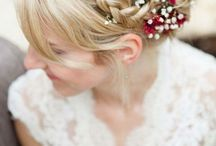 Bridal hairstyle / Ideas