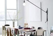 + SALLE A MANGER / DINING ROOM + / Retrouvez des idées de tables, chaises, inspiration de salle à manger ...