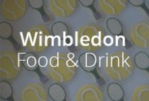 Wimbledon inspired food & drink / Get yourself ready for the tennis season by checking out these weird and wonderful tennis inspired food & drink