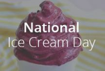National Ice Cream Day / Celebrating National Ice Cream day with these wonderful creations.