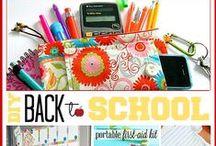 Back to School Ideas / Preparing for back to school season!