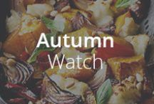 Autumnal Inspiration / Give an seasonal refresh to your furnishings with rich tones and leafy hues