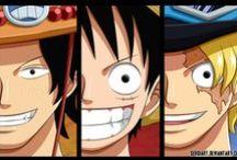 One Piece_Nakama / Nakama of Strawhat and crew