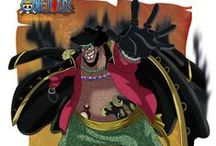 One Piece_Enemy / Pirats fighting against Strawhat