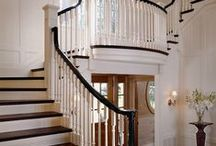 Ceilings and Staircases