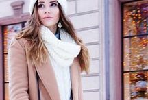 Winter Fashion / Follow this board to find Winter looks to suit all occasions.