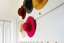 Accessory Storage / This board contains many ideas on how you can store your accessories and Jewellery