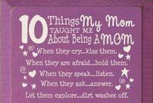 A mom thing!  / by stephanie s.