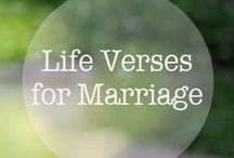 ❤Marriage-I love to love you.. / God made you just for me. -All things marriage / by stephanie