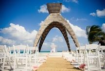 Wedding Venues Mexico / Destination Wedding locations, Venues and their setups in Mexio