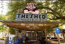 The Original Shed in Ocean Springs / The Original Shed in Ocean Springs this is where it all started back in 2001