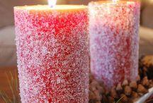 Unique Candles / Unusual Candles