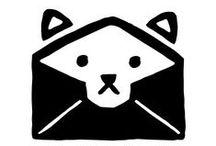 logos / by Shim Yanni