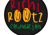 The Richi Rootz Foundation / A Leicester based charity set up in memoriam of Richi Rootz, a local reggae and dub musician, who died in 2011 after suffering a stroke.  The Foundation holds an annual benefit gig in June in Leicester to raise money to support local charities for disadvantaged teens.