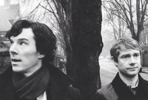 Sherlock / A high-functioning sociopath and his blogger--against the rest of the world.  / by Castiel Winchester